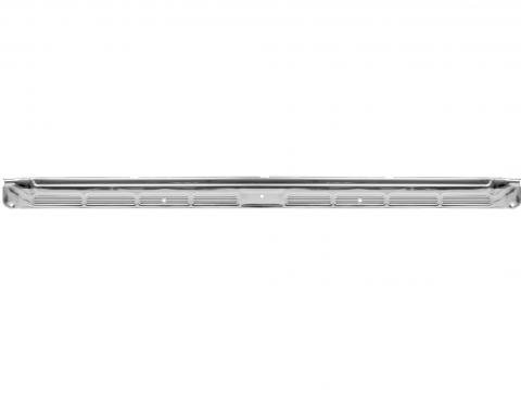 Scott Drake 1965-1968 Ford Mustang 64-68 Coupe & Fastback Sill Plates (Stainless-Steel) C5ZZ-6513208-SS