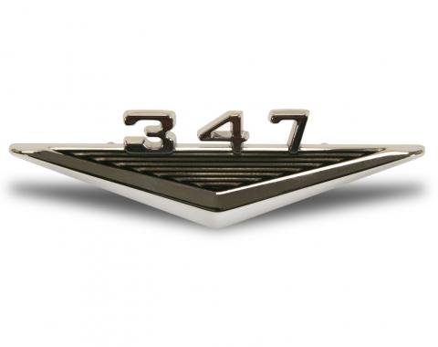 Scott Drake 1964-1966 Ford Mustang 64-6 347 Fender Emblem C3OZ-16228-347
