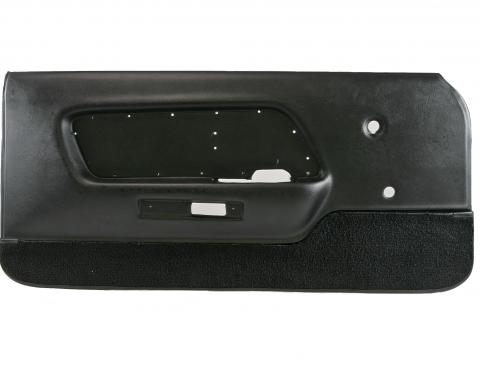 Scott Drake 1970 Deluxe Door Panels (Black) D0ZZ65239423BKD