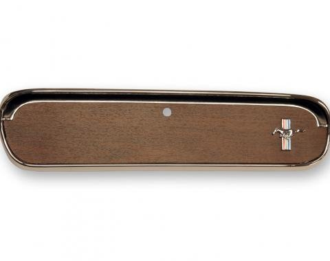 Scott Drake 1965 Ford Mustang 65-66 Pony Glove Box Door (Woodgrain) C5ZZ-6506024-C