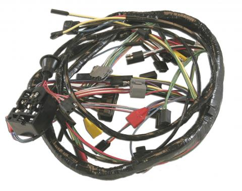 Scott Drake 1968 Ford Mustang Underdash Harness (without Tach) C8ZZ-14401-STD