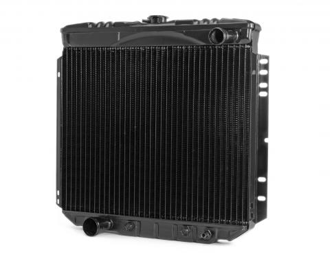 Scott Drake 1970 Ford Mustang 3-Row Radiator (302, 351, without A/C) 340-3C