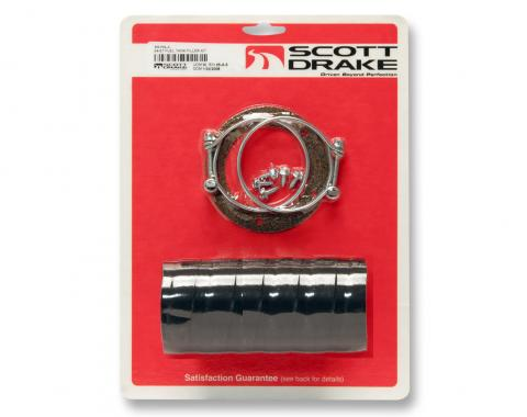 Scott Drake 1968-70 Mustang Fuel Tank Filler Kit KIT-FUL-2