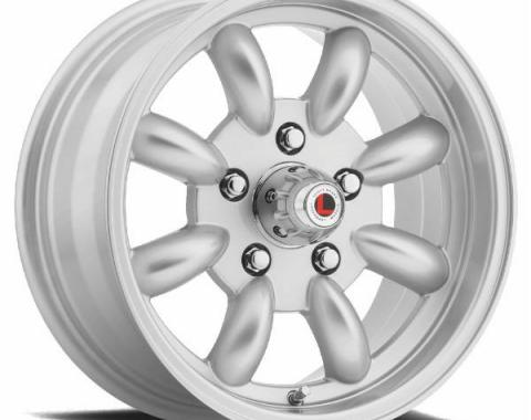 "Legendary Wheels 1964-1973 Ford Mustang LW 80 17x7 ""t/a"" Alloy Rim, Silver LW80-70754S"