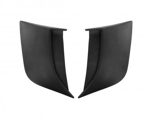 Drake Muscle Cars 2015-19 Mustang Lower Quarter Panel Side Scoops JR3B-63424A62-AA