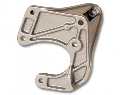 Scott Drake 1967-1969 Ford Mustang 67-69 Power steering pump bracket for small block and big block engines. C7ZZ-3A732-B