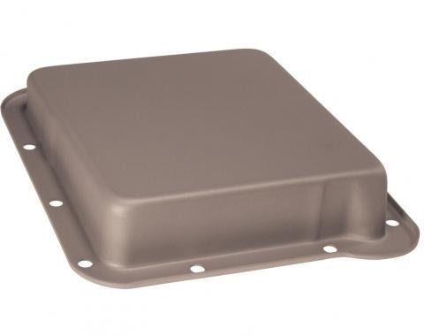 Scott Drake 1964-1973 Ford Mustang 64-73 Transmission Pan (Natural Gray) C5ZZ-7A194-S