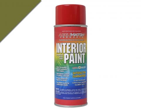 Scott Drake 1970 Medium Ivy Green Metallic Interior Paint L-15942