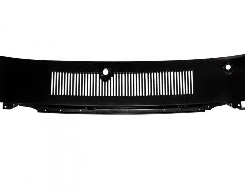 Scott Drake 1969-70 Mustang Cowl Vent Grille Panel C9ZZ-6502228-A