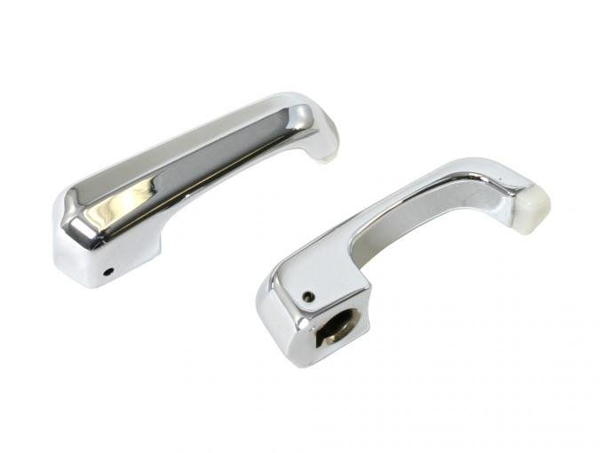 Scott Drake 1968-1971 Ford Mustang 68-71 Vent Window Handles (Pair) C8OZ-5422916/7B