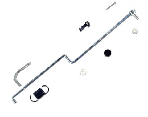 Scott Drake 1964-1967 Ford Mustang Fuel Linkage Kit (2BBL 289) C5ZZ-9A702-2K