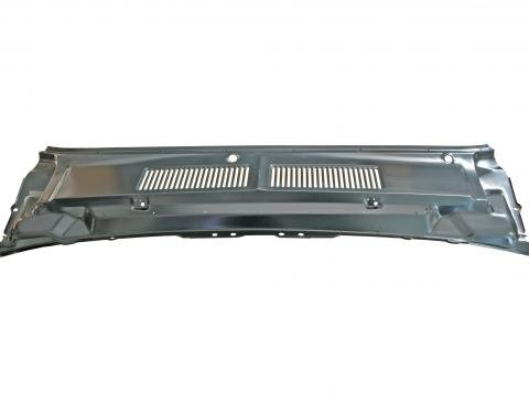 Scott Drake 1967-1968 Ford Mustang 67-68 Upper Cowl/grille panel C7ZZ-6502228-A
