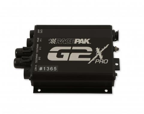 Racepak G2X Pro Data Logger 600-KT-G2XPRO