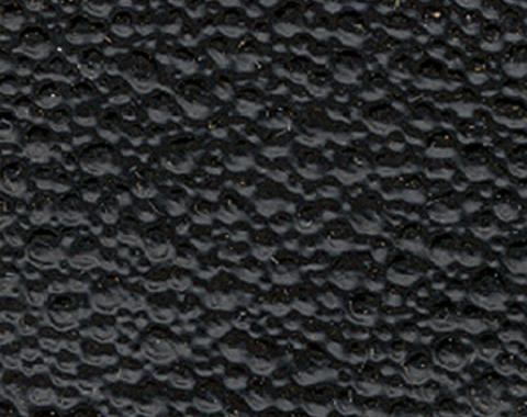 Ford Mustang Headliner - Crater Vinyl - Black #11 - Fastback