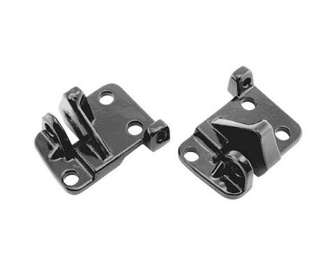 Ford Mustang Convertible Top Latch Mounting Base