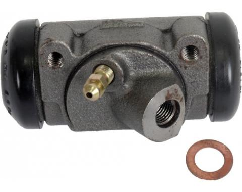 "Mustang/Falcon Wheel Brake Cylinder, 170/200ci 6-Cylinder, Right Front, 1-1/16"" Bore, 1960-1970"