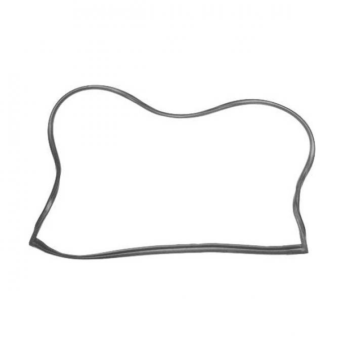 Ford Mustang Rear Window Seal - Rubber - Fastback