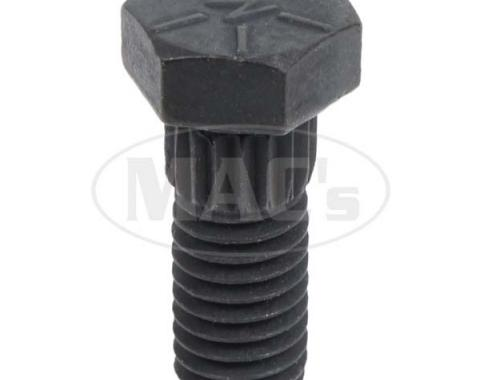 Shock Absorber Seat to Upper Arm Bolt Hex Nut, 67-71 Mustang, Set of 2