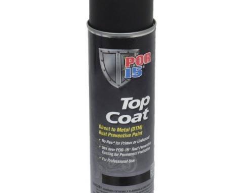 POR-15® Top Coat Paint Aerosol, Assorted Colors