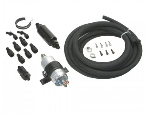 FiTech Inline Frame Mount Fuel Delivery Kit, 255 LPH