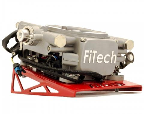 FiTech Fuel Injection 400 HP Basic Kit, Satin