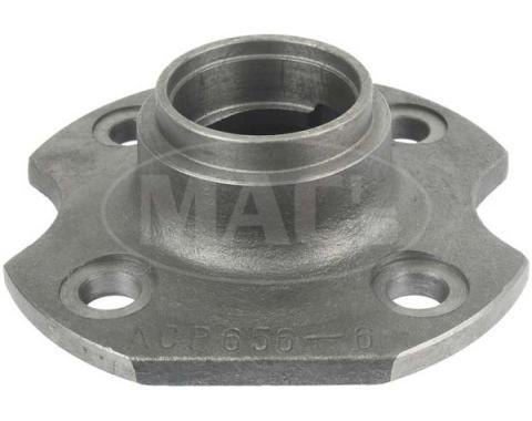 Ford Mustang Front Brake Drum Hub - 4 Lug Type - Must Be Pressed Into The Drum - For 6 Cylinder