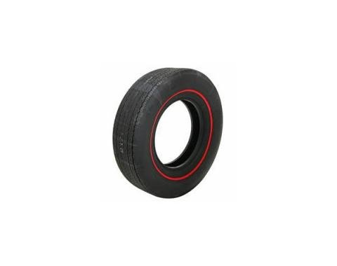 Tire - 695 x 14 - Dual 3/8 Red Line - US Royal