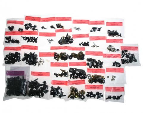 Ford Mustang Body Hardware Master Kit