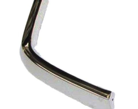 Ford Mustang Front Fender Moulding - Right - Chrome