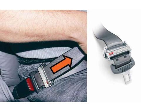 CG-Lock Seat Belt Lock