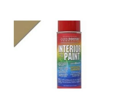 Ford Mustang Interior Lacquer Paint - Dark Nugget Gold Metallic