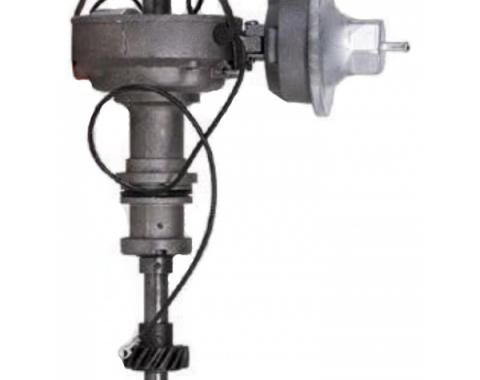 Distributor, Rebuilt, Dual Vacuum Points/Condenser Type, 400, 429, 460 Engines