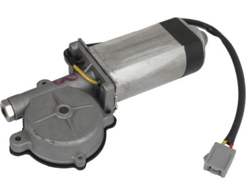 Mustang Right Low Torque Power Window Motor, 1981-1993
