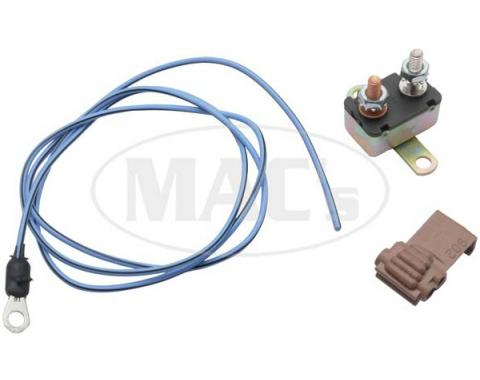 Ford Mustang Fog Light Circuit Breaker