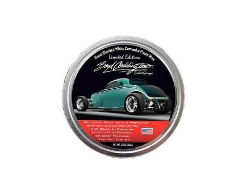 Boyd Coddington Limited Edition Extreme Carnauba Paste Wax, 12 Ounces
