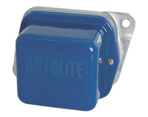 Voltage Regulator - Without A/C Or With 38 Or 42 Amp Alternator - From 4-70 - Ford