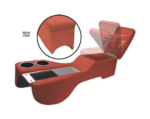 Ford Mustang Humphugger Cruiser Console - Convertible - Red