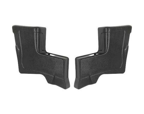 Ford Mustang Interior Quarter Panels - Fiberglass - Convertible