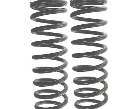 Ford Mustang Front Coil Springs - All 6 Cylinder Engines - 289 Or 302 Or 351W V-8