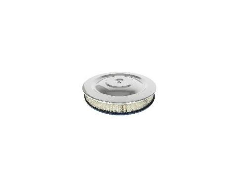 Mustang Chrome HiPo Air Cleaner