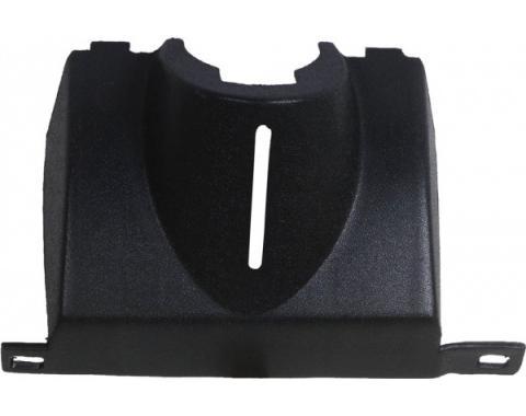 Daniel Carpenter Ford Mustang Steering Column Cover - Black Plastic C9ZZ-6504459