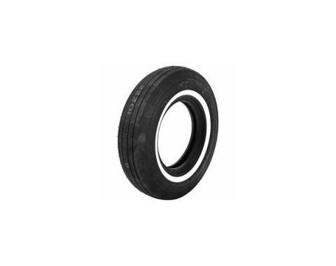 Tire - 650 x 13 - 1 Whitewall - Coker Classic