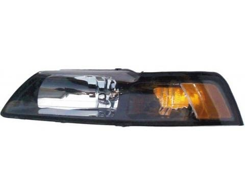 Mustang Head Lamp L/H (LHD) Ass'y 2001-04