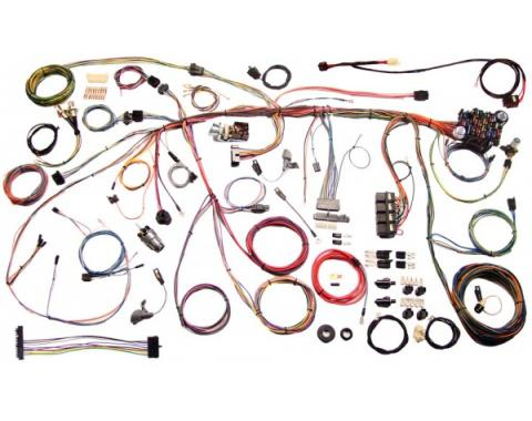 Complete Wiring Kit, 1970