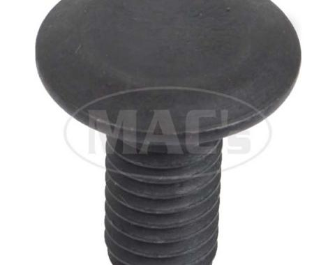 Shock Absorber to Upper Body Carriage Bolt, 63-66 Thunderbird, Set of 6