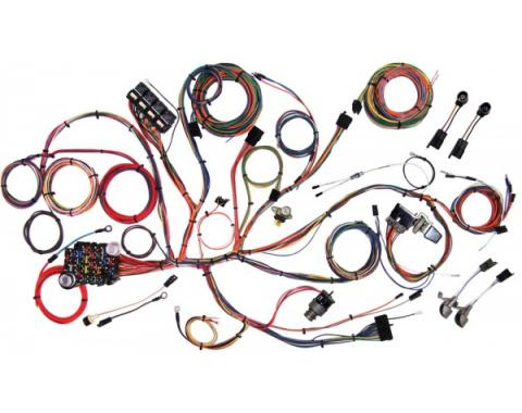Complete Wiring Kit, 1964-1966