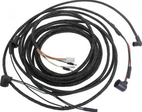 Ford Mustang Tail Light Wiring Harness - With Plug Ends - Coupe Or Convertible