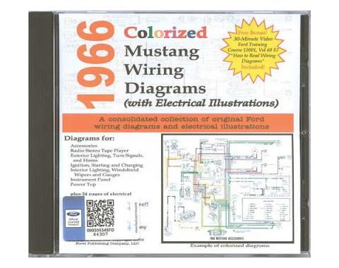 Wiring Diagrams On CD - For Windows Operating Systems Only