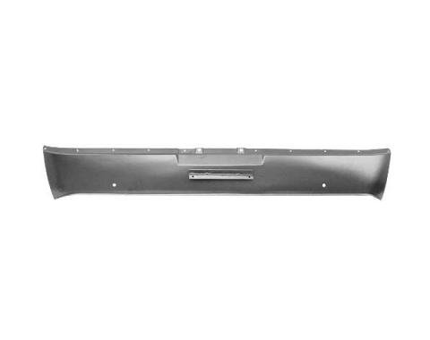 Ford Mustang Lower Rear Valance - Plain - No Openings For Back-Up Lights Or Exhaust
