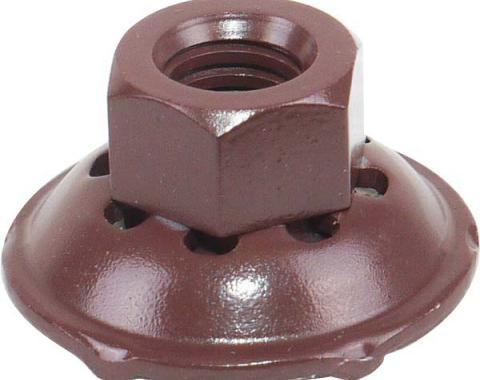 Seat Track Retaining Nuts